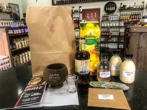 CSC Painkiller Cocktail Kit